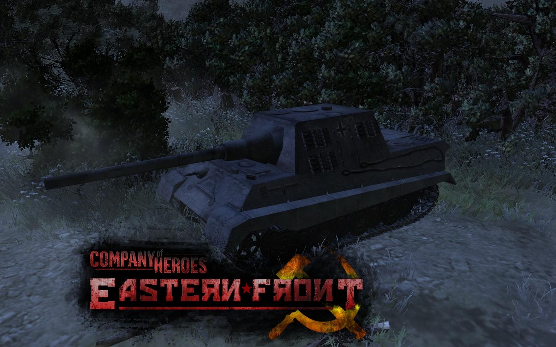 Jagdtiger Image Company Of Heroes Eastern Front Mod For Company Of Heroes Opposing Fronts Mod Db