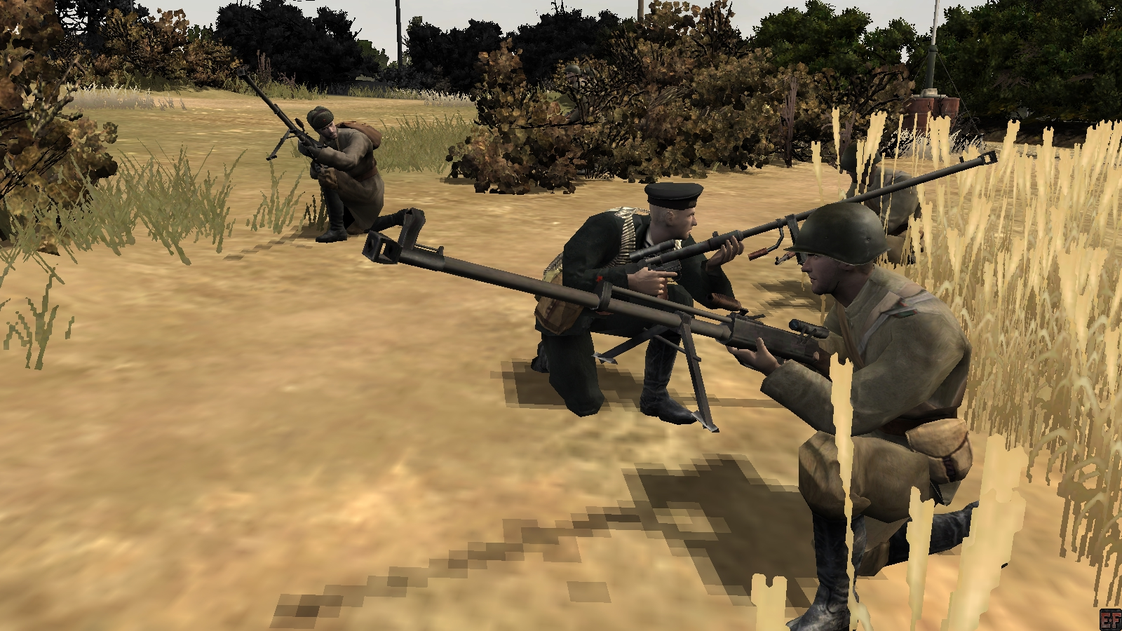 scoped variants image company of heroes eastern front mod for
