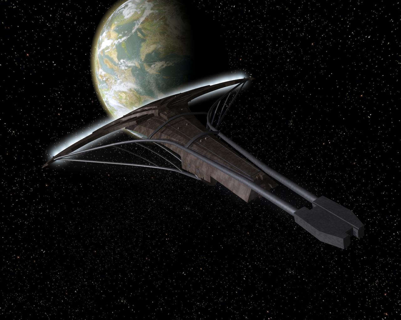seed ship wip image stargate mod war begins for nexus
