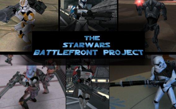 The Battlefront Project mod - Mod DB
