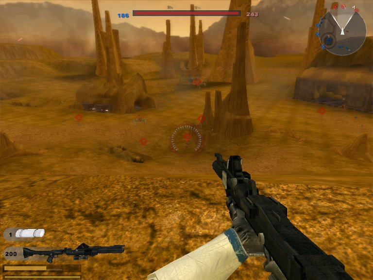 New Dc 15 Image The Battlefront Project Mod For Star