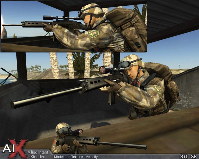 Как в battlefield 2 сделать бесконечные патроны