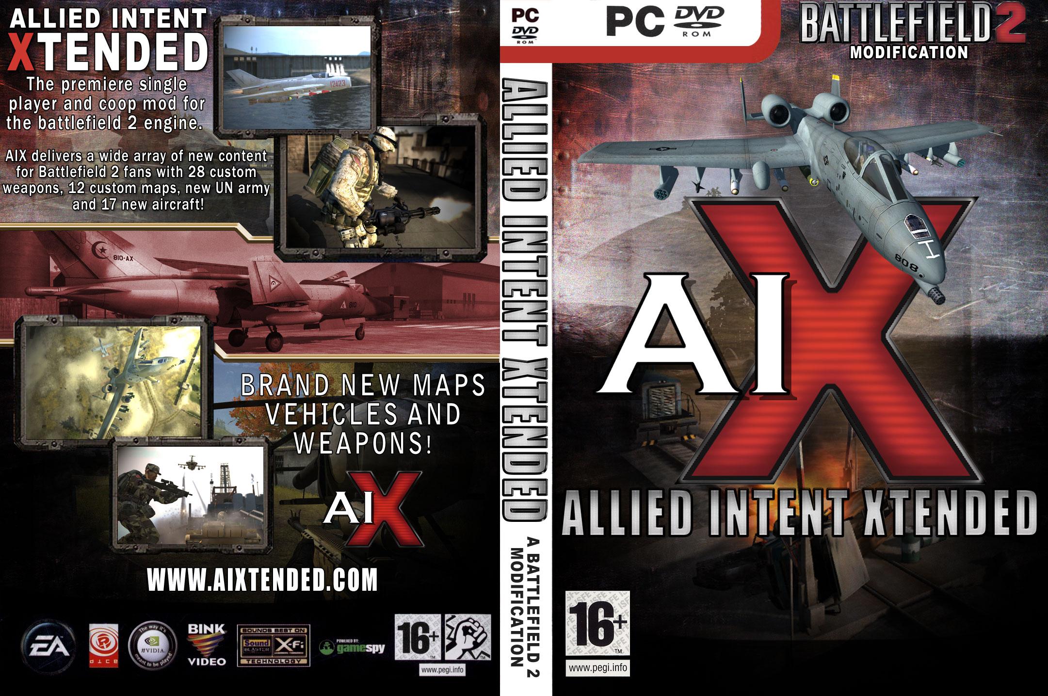 Battlefield 2 Allied Intent Торрент