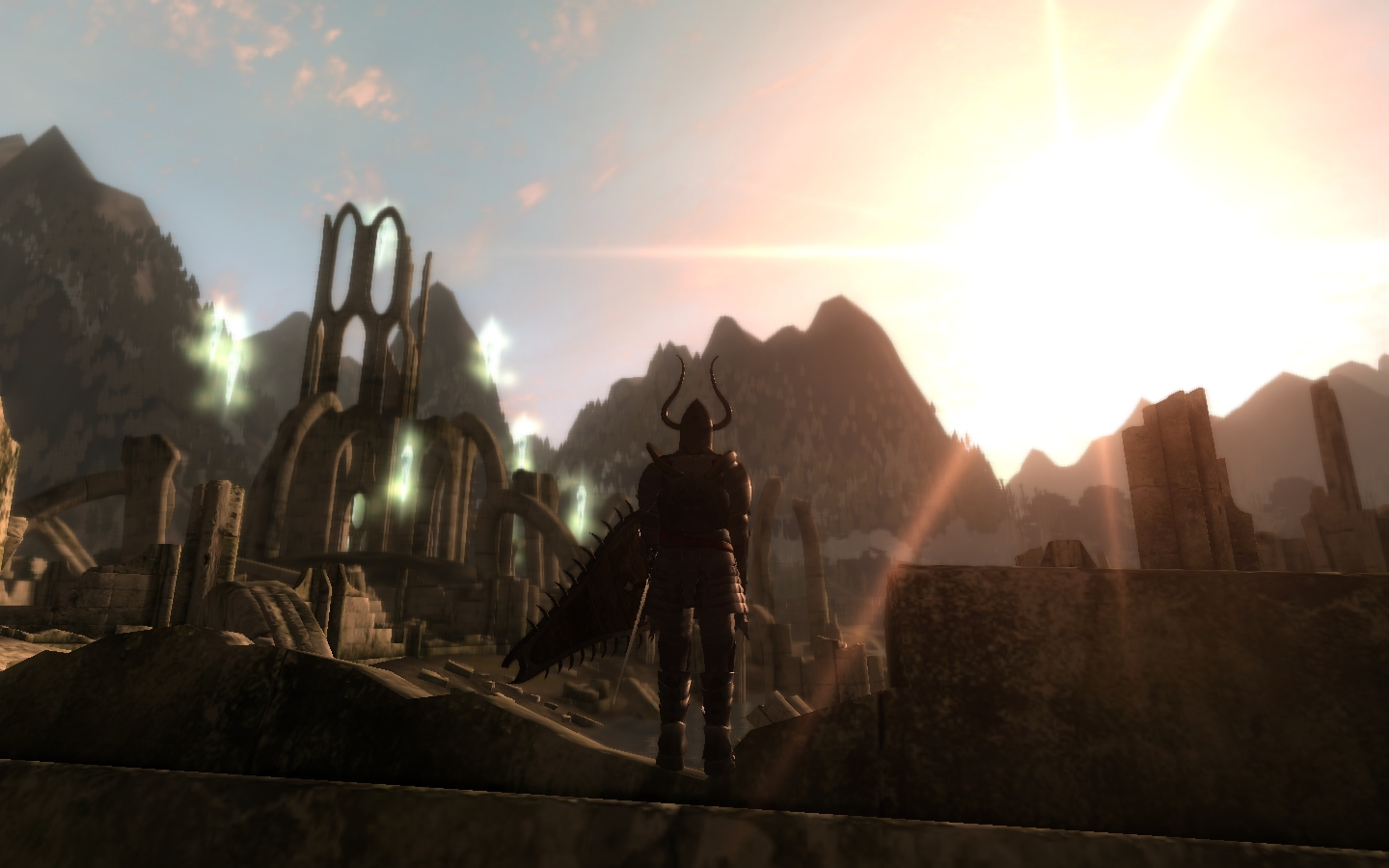 Mods Finished by The Elder Scrolls IV: Oblivion - Nehrim: On the Edge of Fate