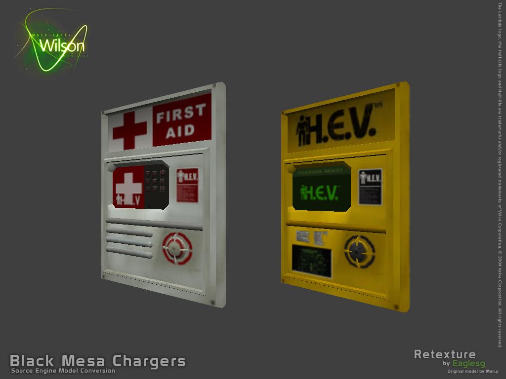 Black Mesa Chargers