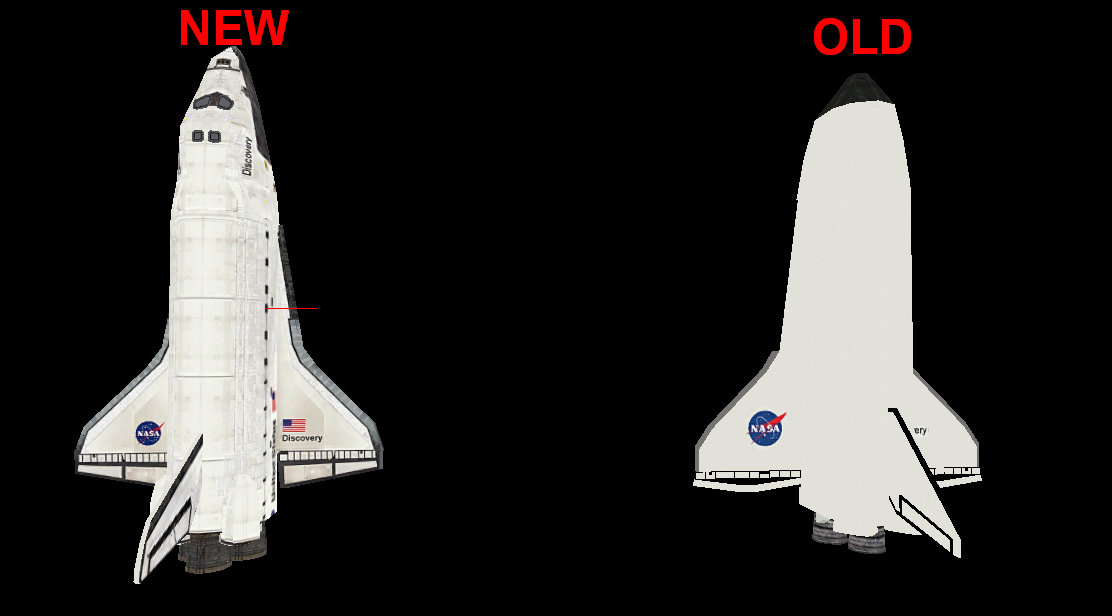 types of old space shuttle - photo #30