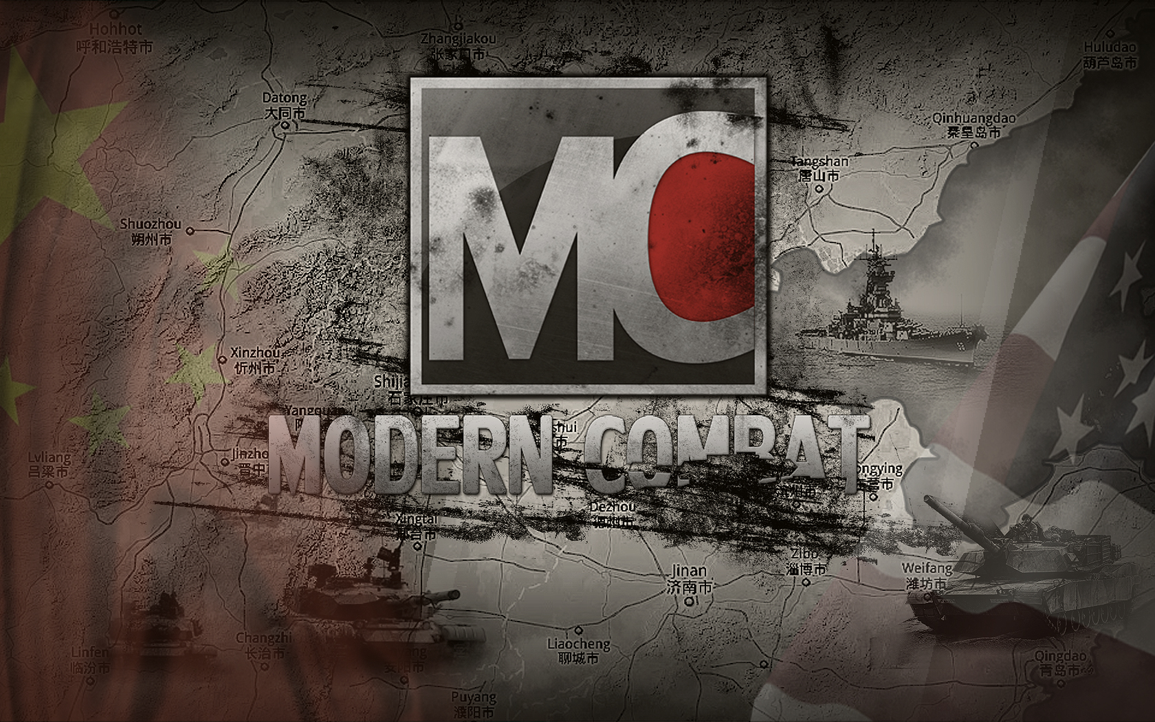coh: mc wallpaper image - company of heroes: modern combat for