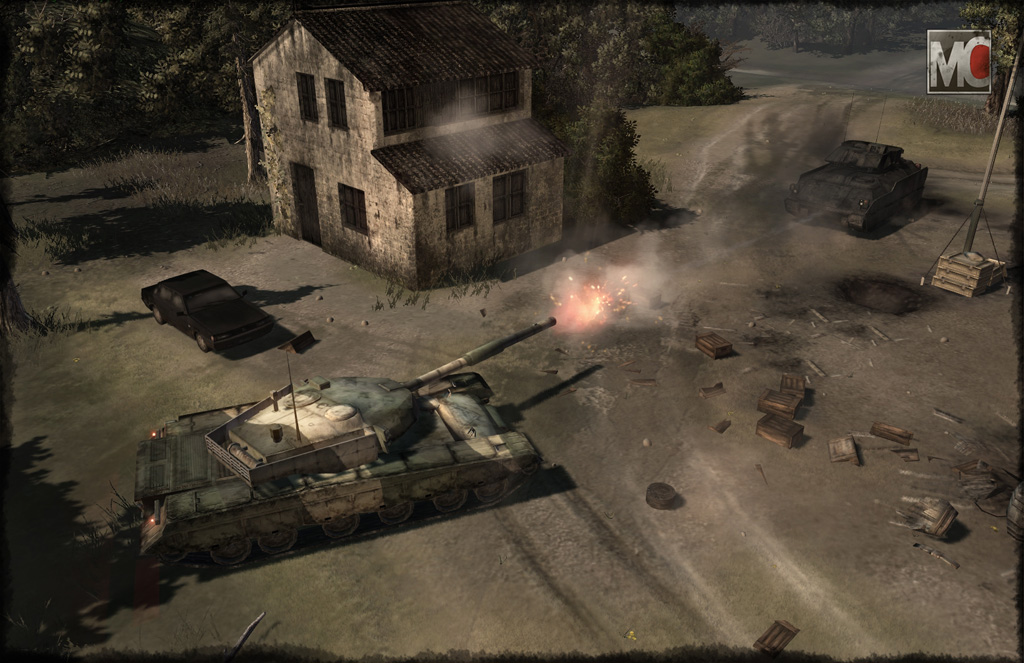 Company of Heroes: Modern Combat Mod for Company of Heroes: Opposing