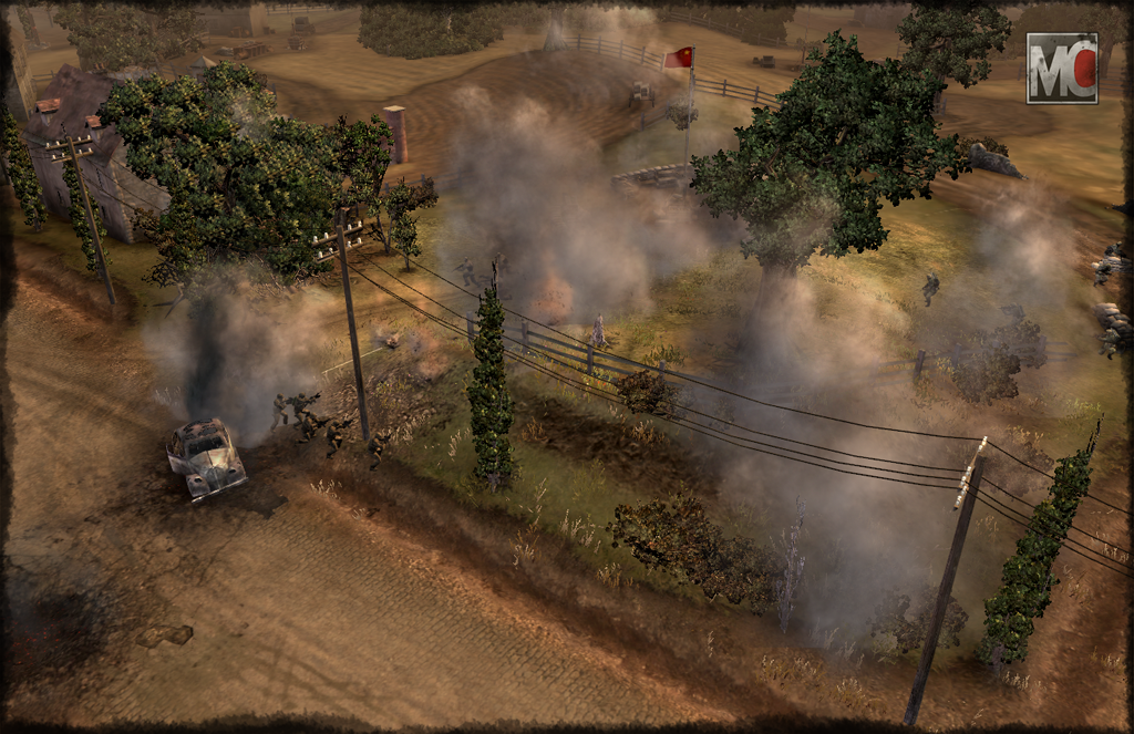 1024 x 663 · 1250 kB · png, Company of Heroes: Modern Combat