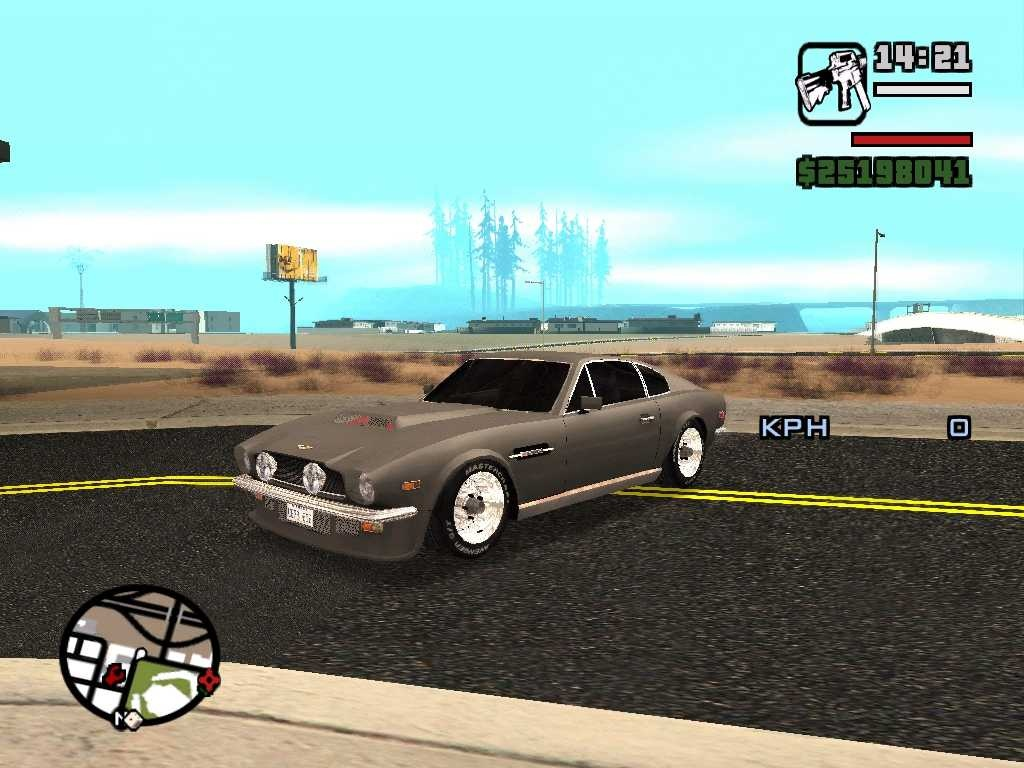 Image114 Import Vs Muscle Cars Mod For Grand Theft Auto San