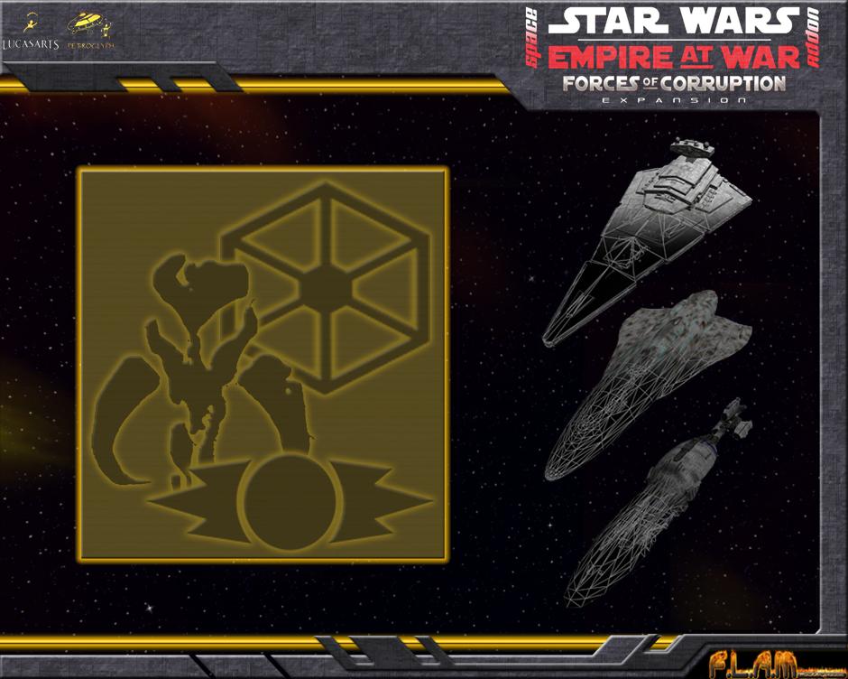 скачать мод на Star War Empire At War - фото 7