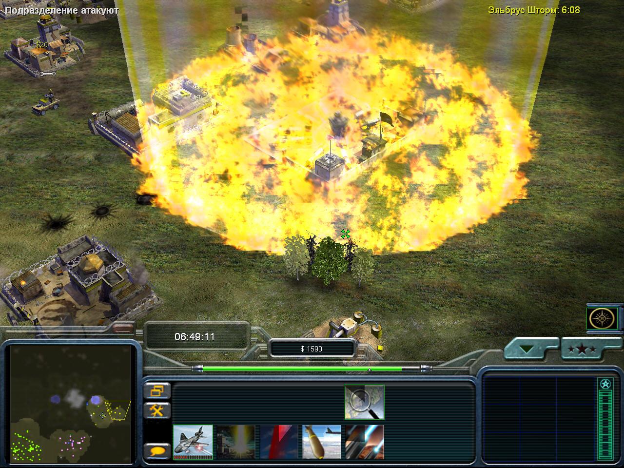 Contra mod for cc generals zero hour, cyber dozer, image, screenshots, screens, picture, photo, render, concept, art