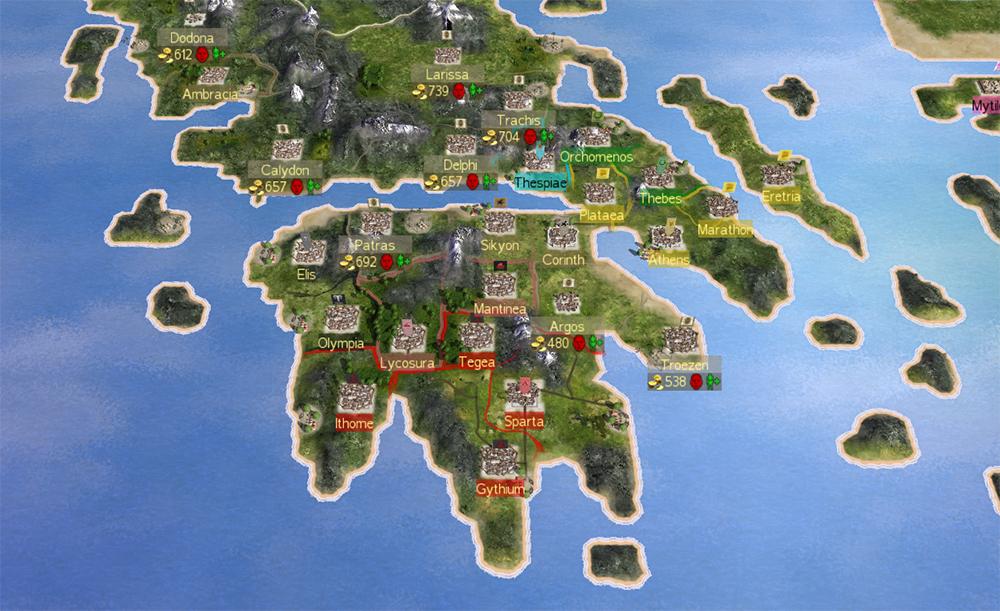 PI Map