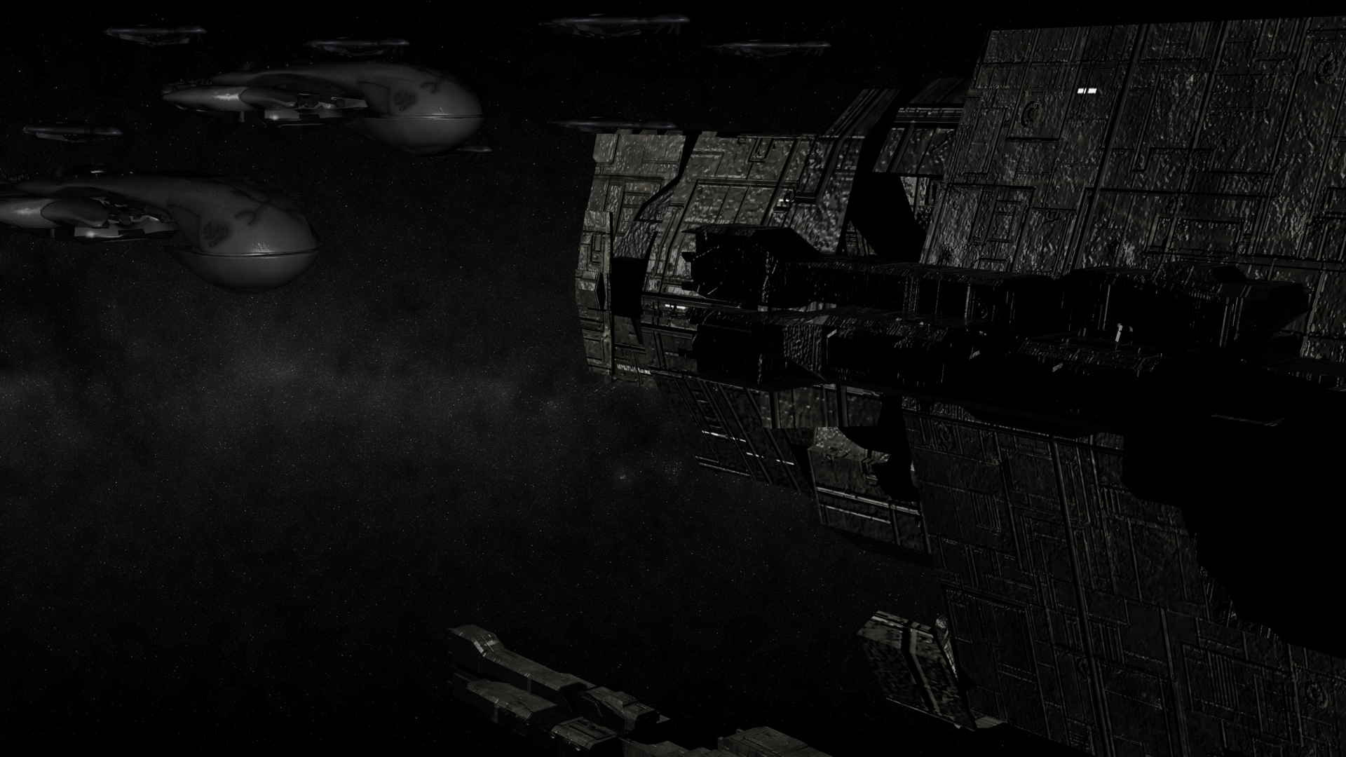 Promotional Widescreen Wallpaper Image Covenant At War Mod For Star Wars Empire At War Forces Of Corruption Mod Db