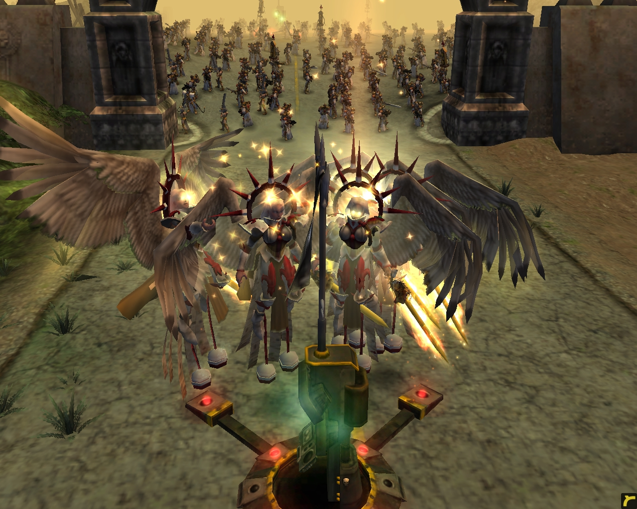 WarHammer 40000: Dawn Of War- Dark Crusade Game Fixes