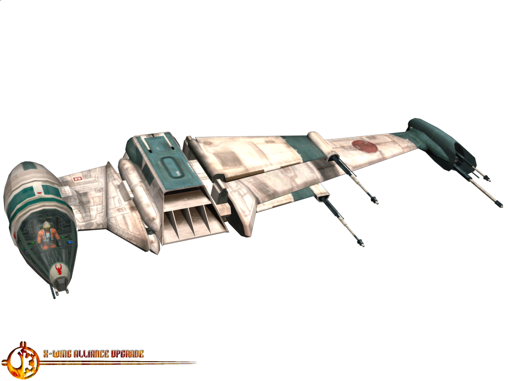 Wing image - The X-Wing Alliance Upgrade Project Mod for Star Wars