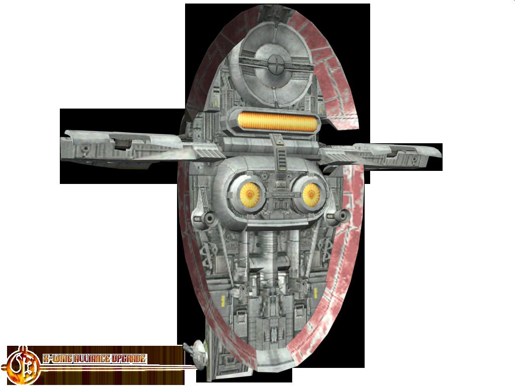 Boba Fetts Slave I Image The X Wing Alliance Upgrade Project Mod