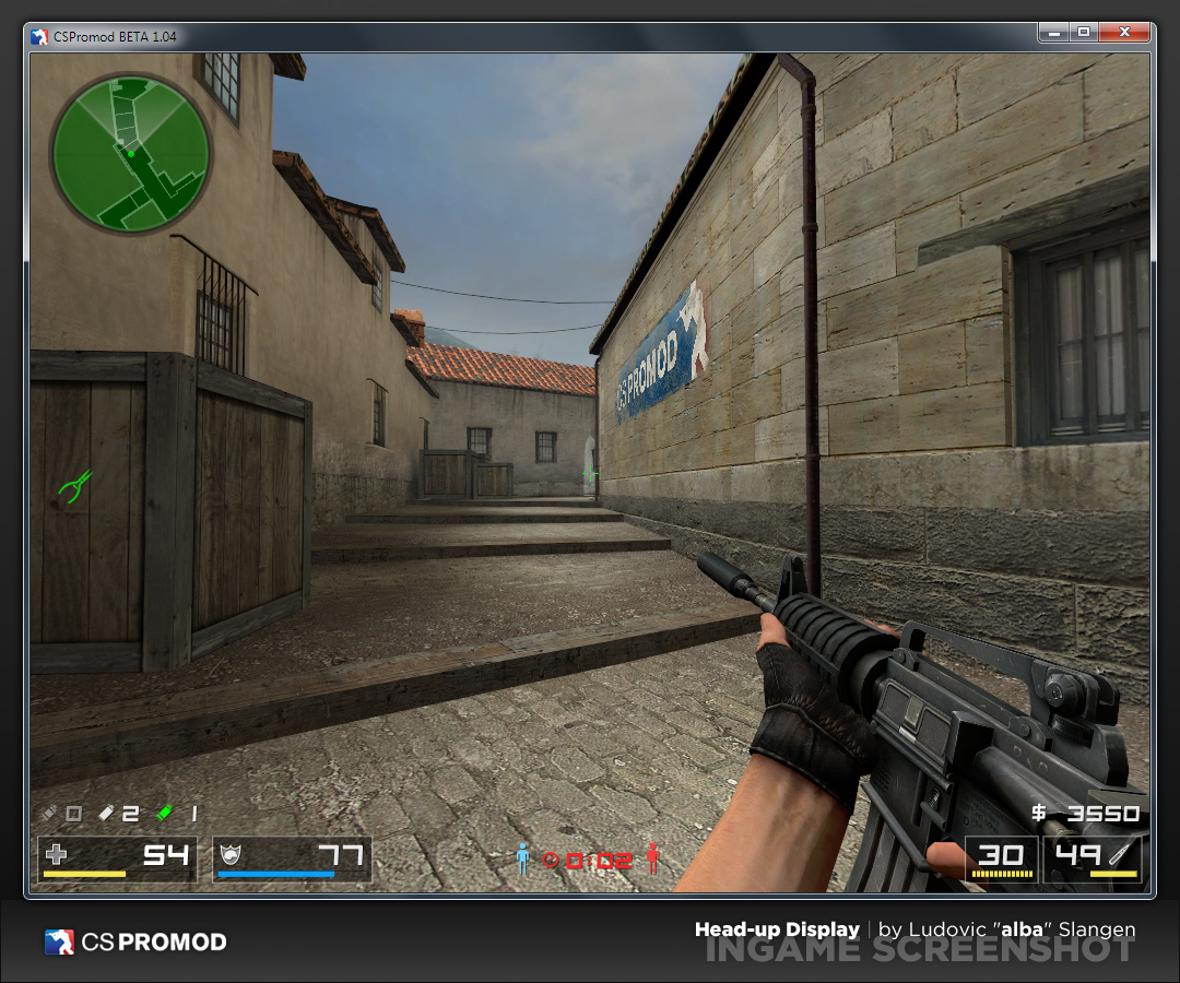 Counter strike source full install player skins free download