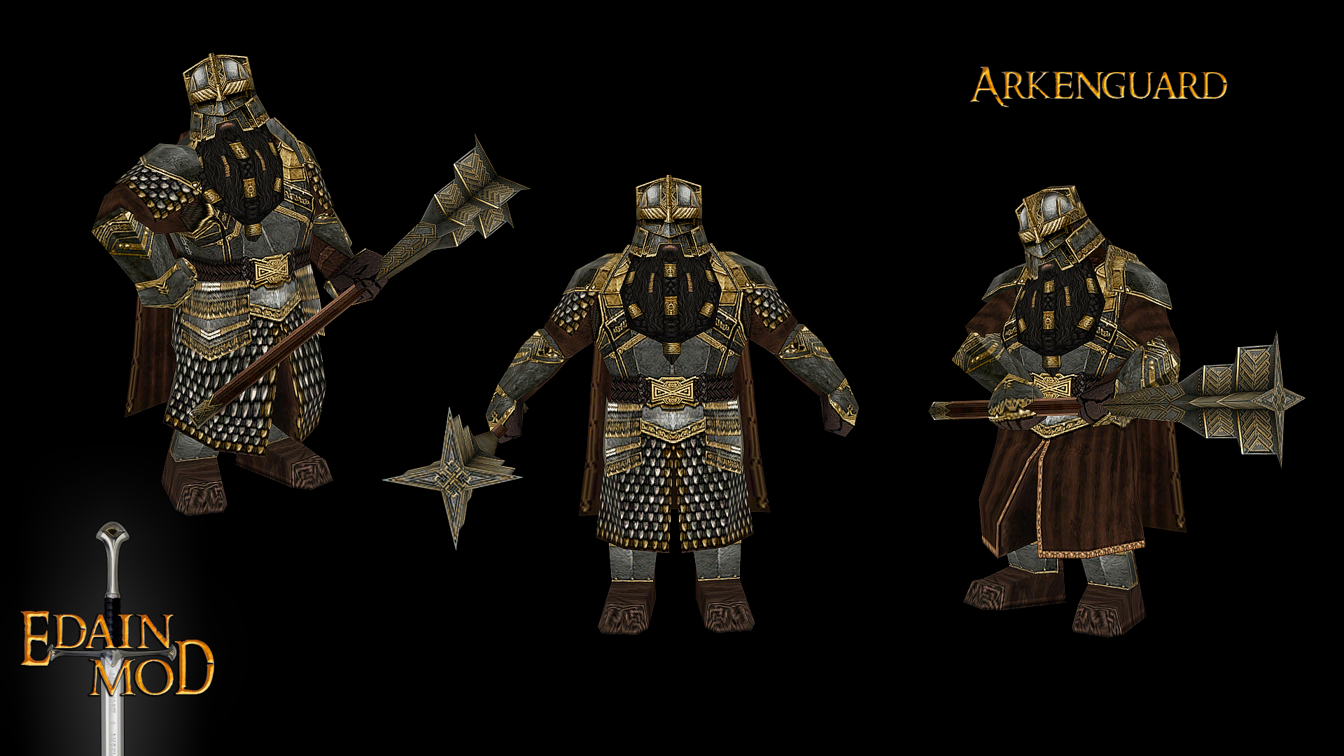 Erebor Arkenguard Image Edain Mod For Battle For Middle