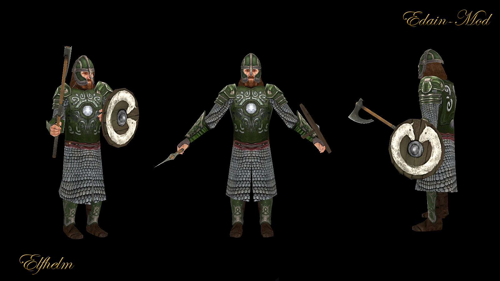 Elfhelm image edain mod for battle for middle earth ii for Rohan design
