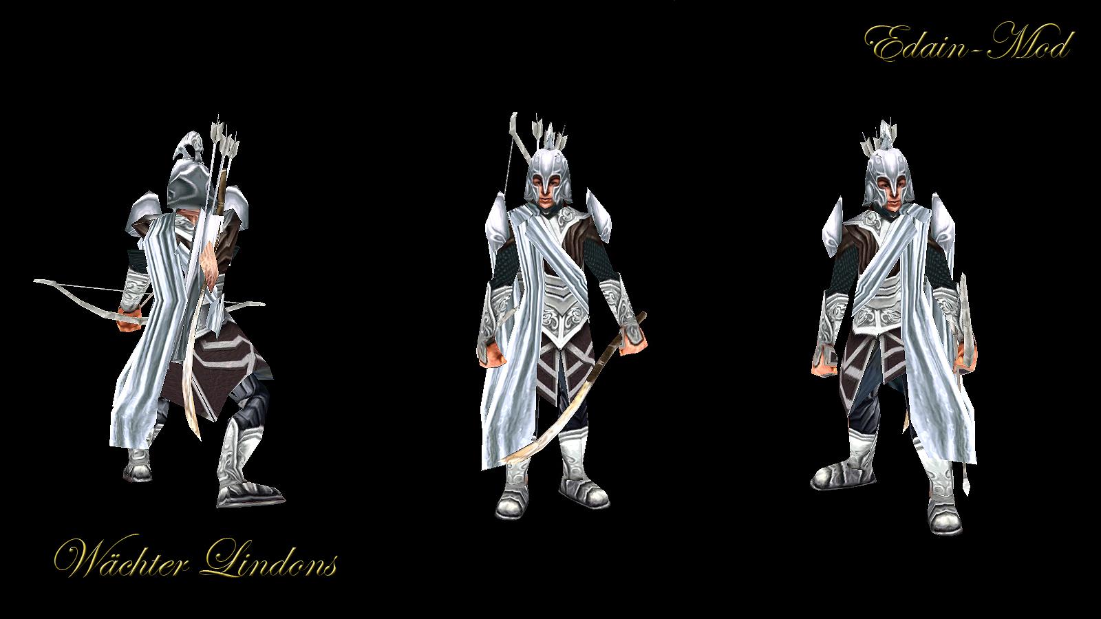 Guardians Of Lindon Image Edain Mod For Battle For