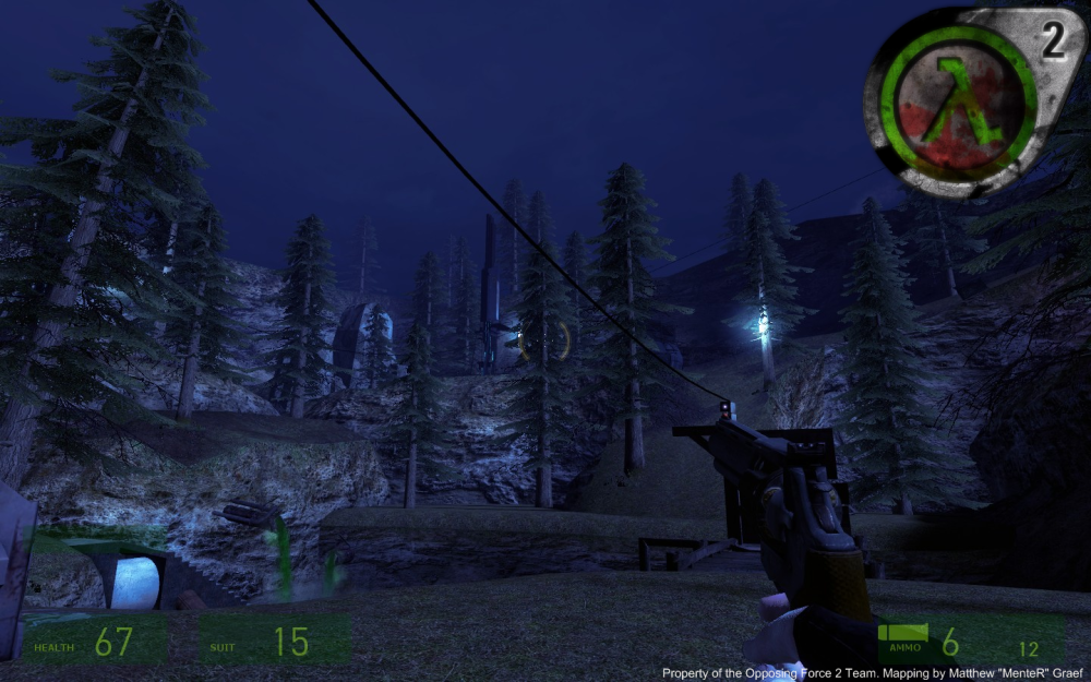 OF2 - Outlands (CUT) image - Opposing Force 2 Mod for Half-Life 2 - Mod DB