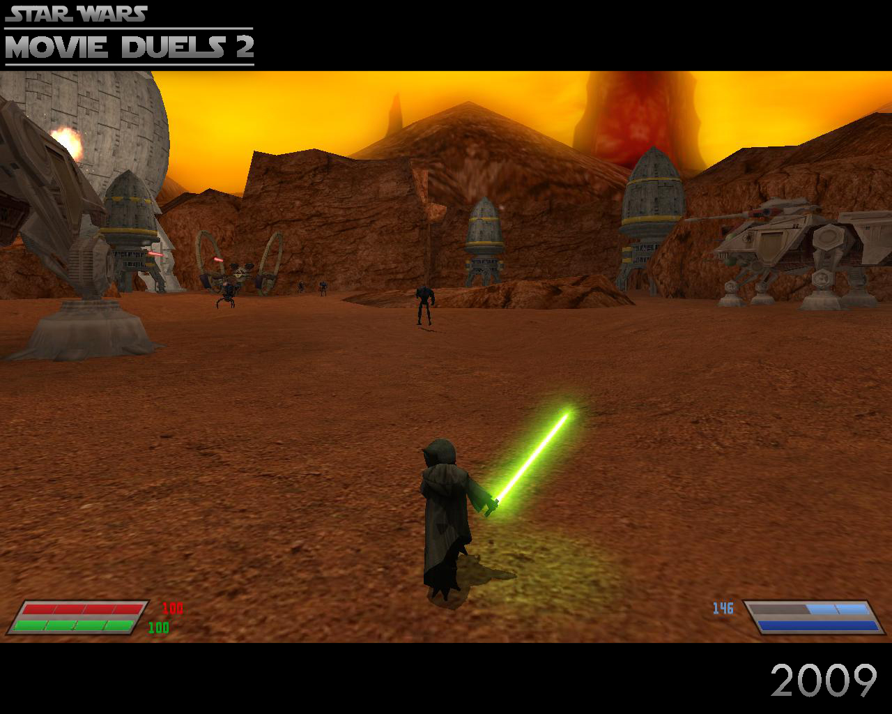 Battle Of Geonosis Attack Of The Clones Image Star Wars Movie