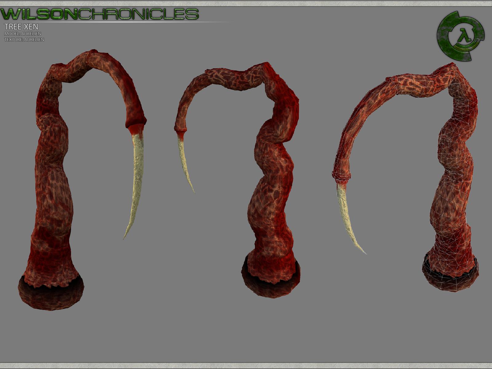 Monster Tree Xen
