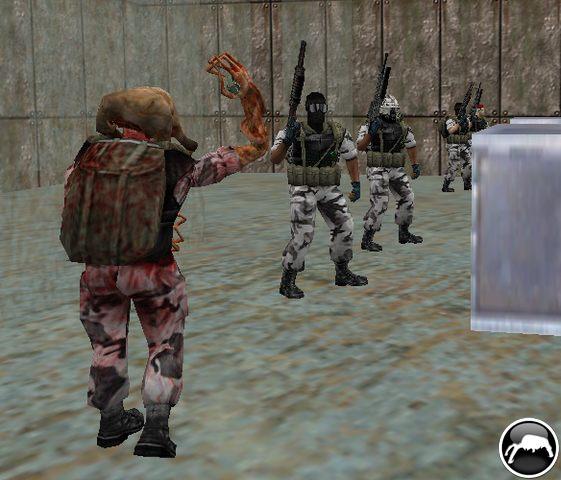 Скачать Мод Half Life 1 Zombie Mod - фото 3