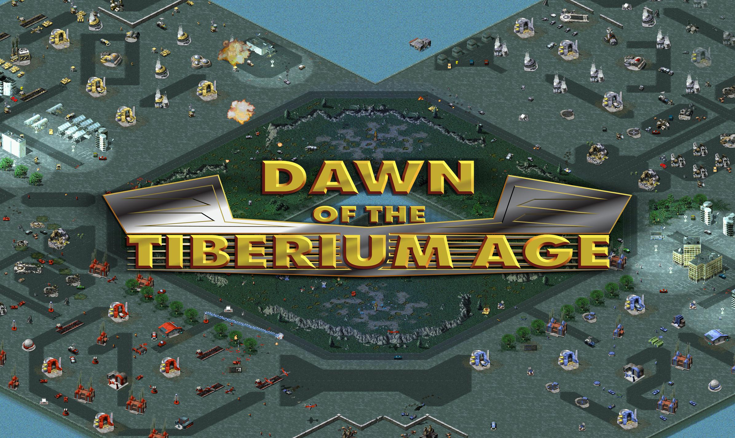 Screenshot with logo