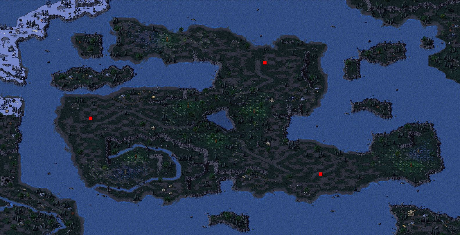 DTA 1.11 and 1.12 maps news - Dawn of the Tiberium Age mod ... Map Dta on