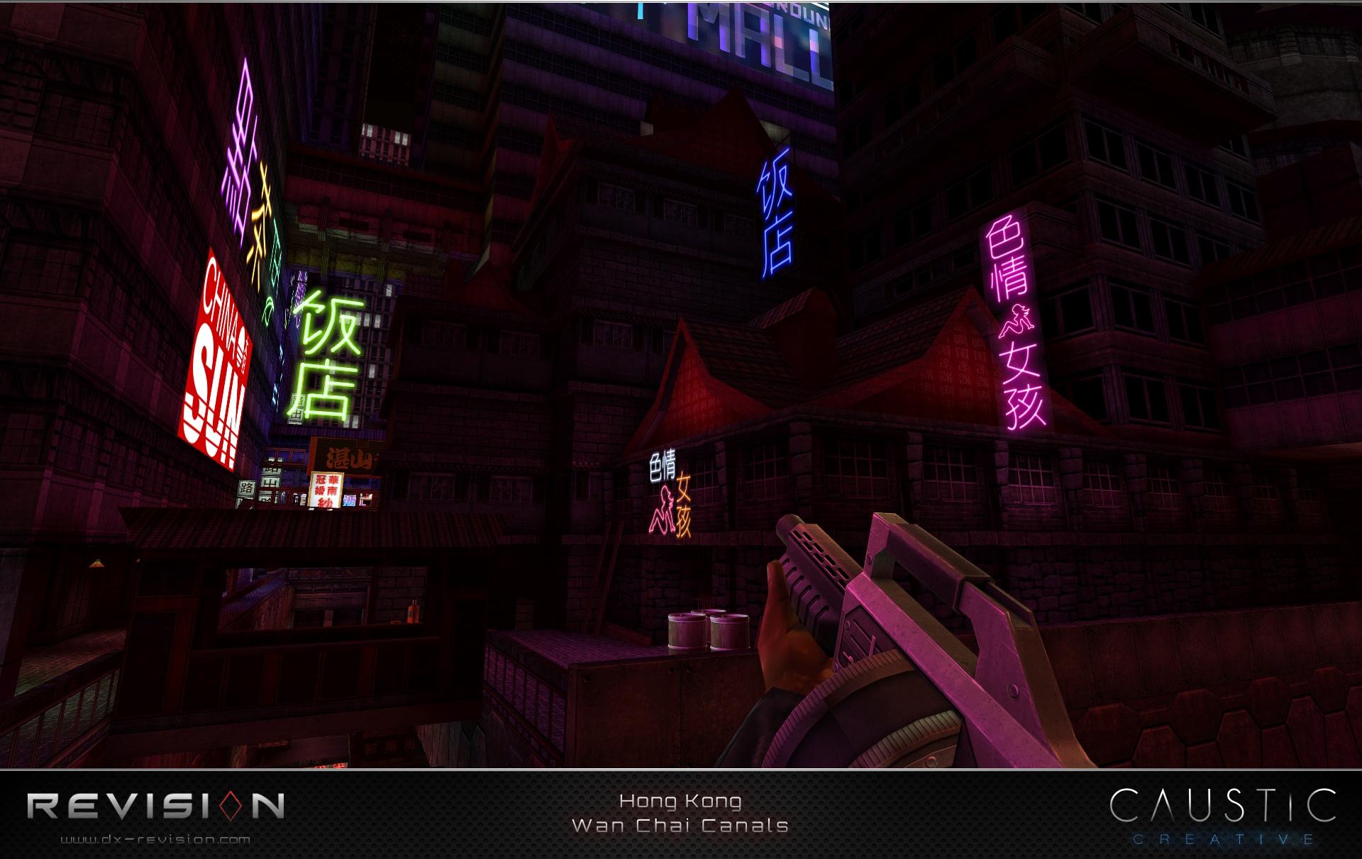Canals Near Wan Chai Image Deus Ex Revision Mod For Deus Ex Mod Db