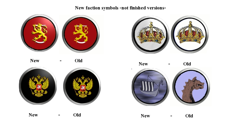 New faction symbols image - Rebellion: Total War mod for ...