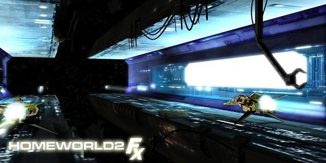 Mods Homeworld 2 Homeworld 2 fx Commander