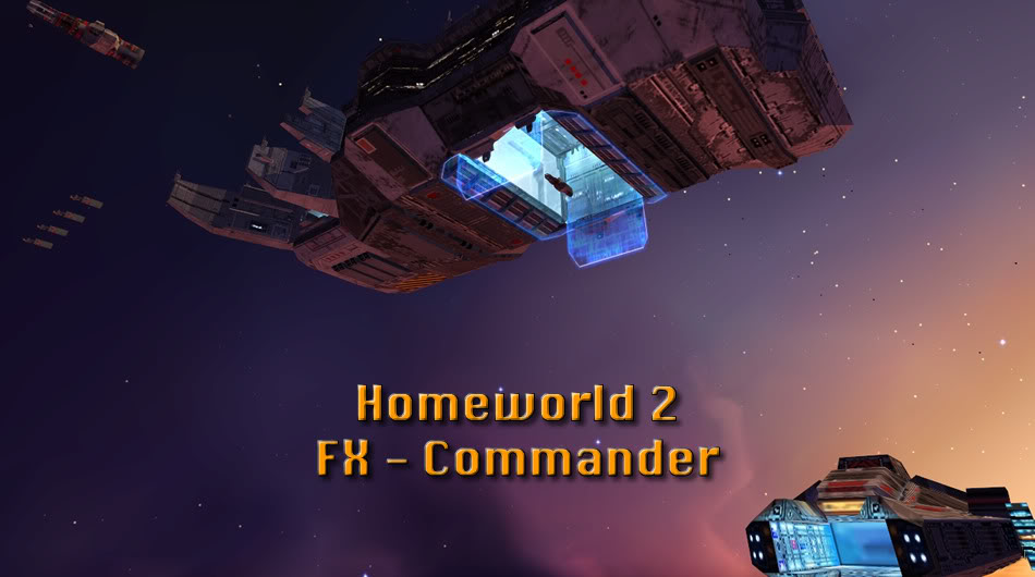 Homeworld 2 FX Commander