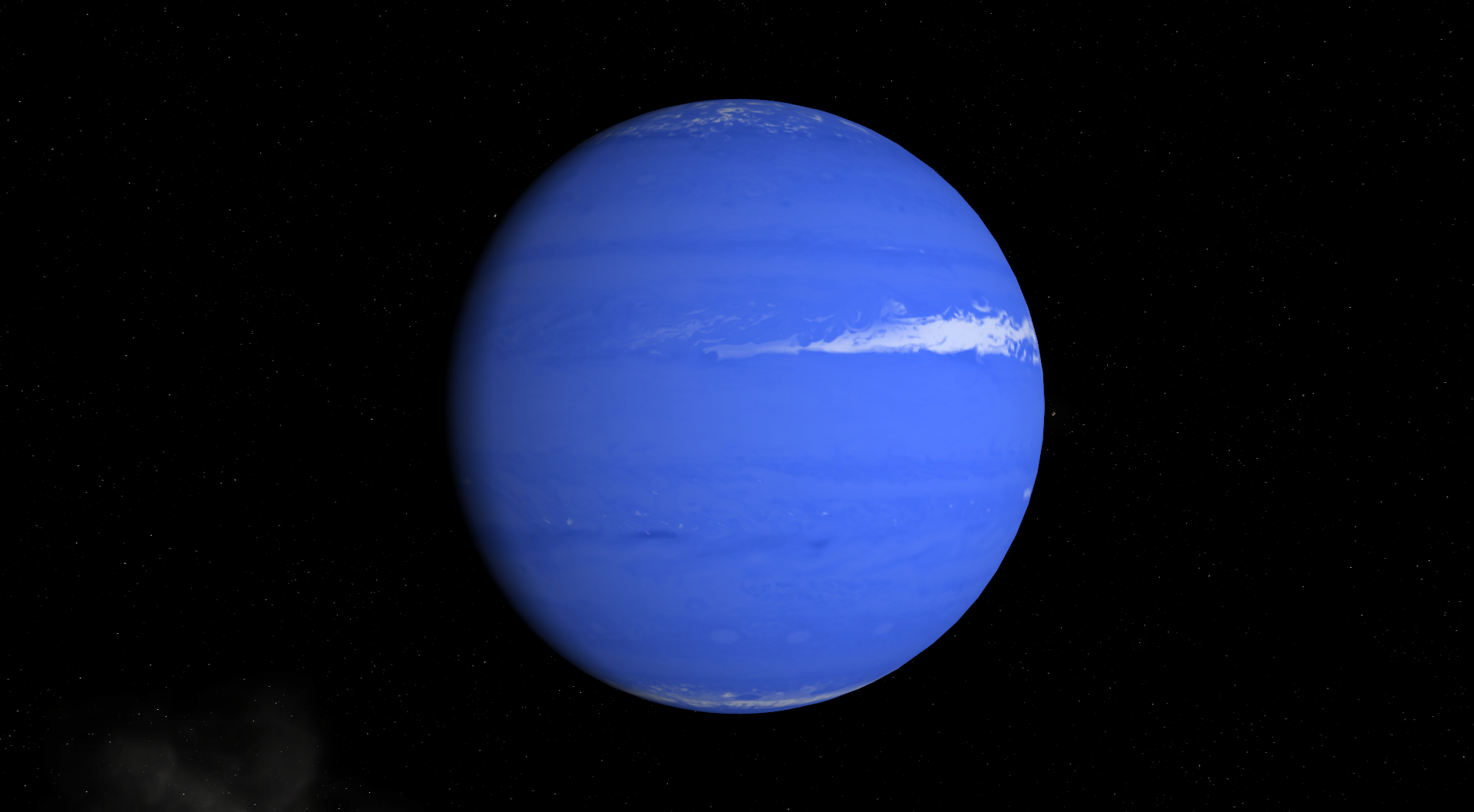 blue giant planet - photo #15