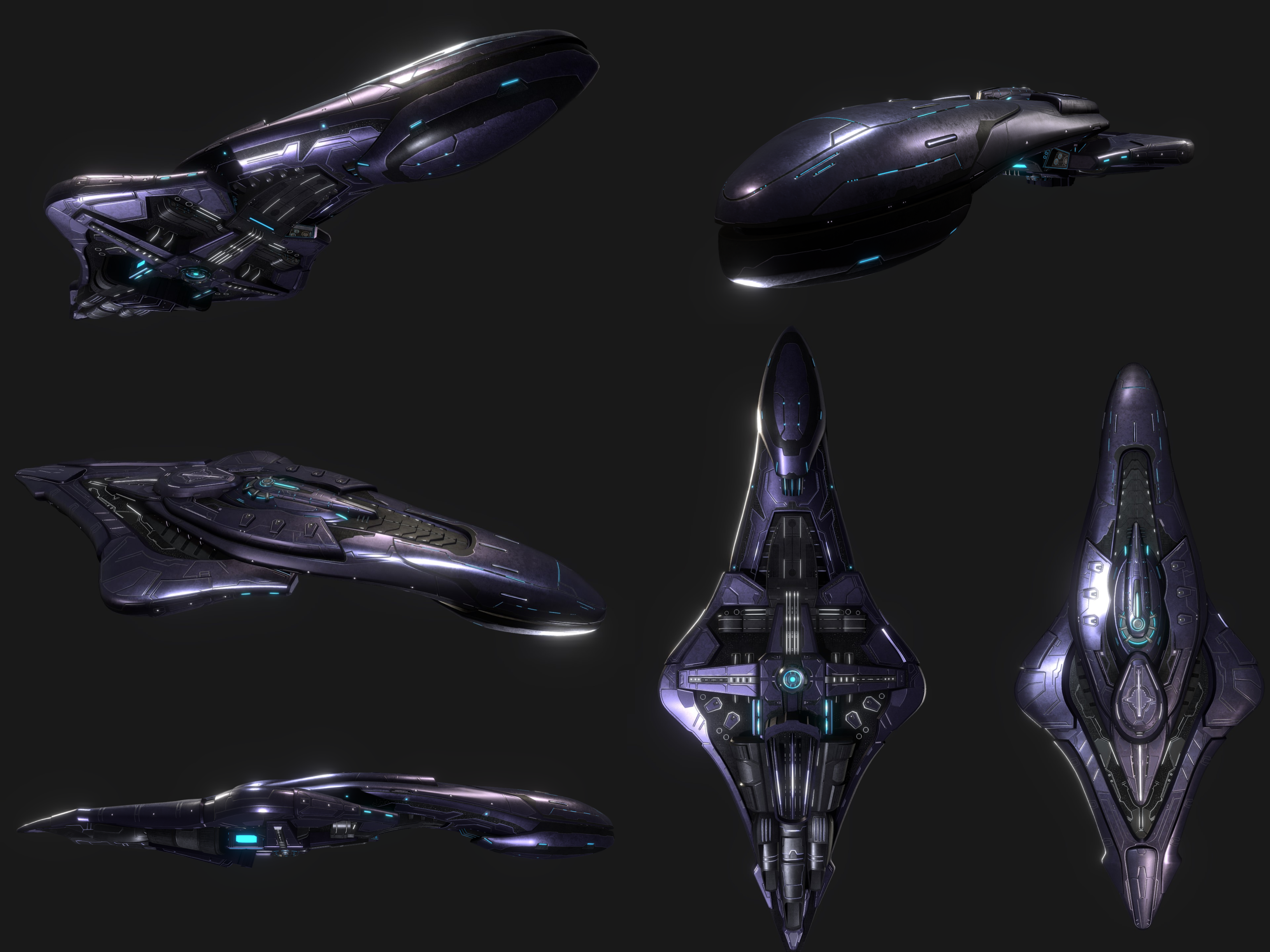 DOS-class Supercruiser Redux image - Sins of the Prophets