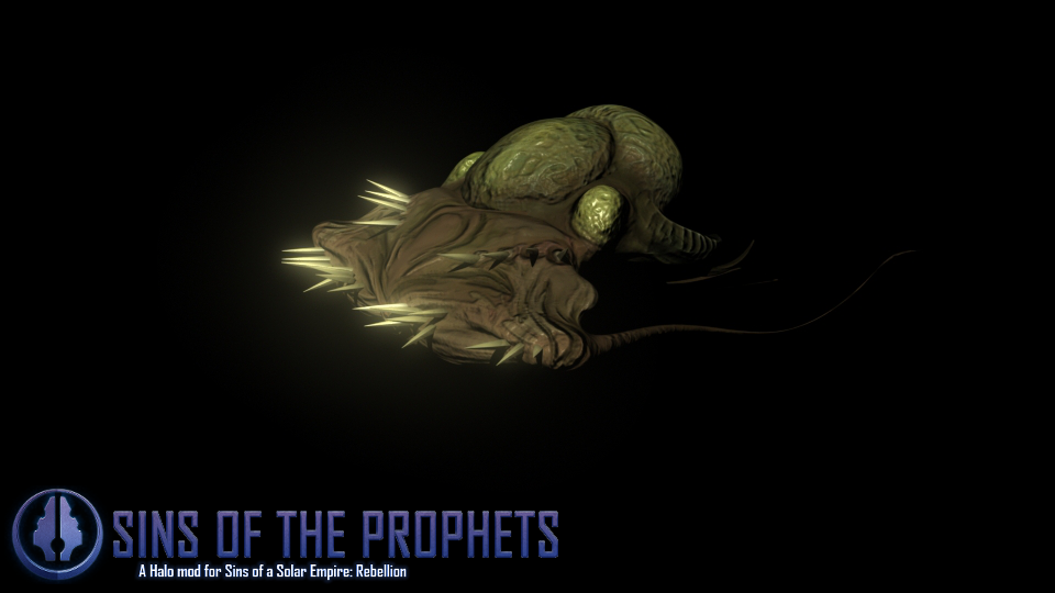 Flood Pure Form Carrier [Render] image - Sins of the Prophets mod ...
