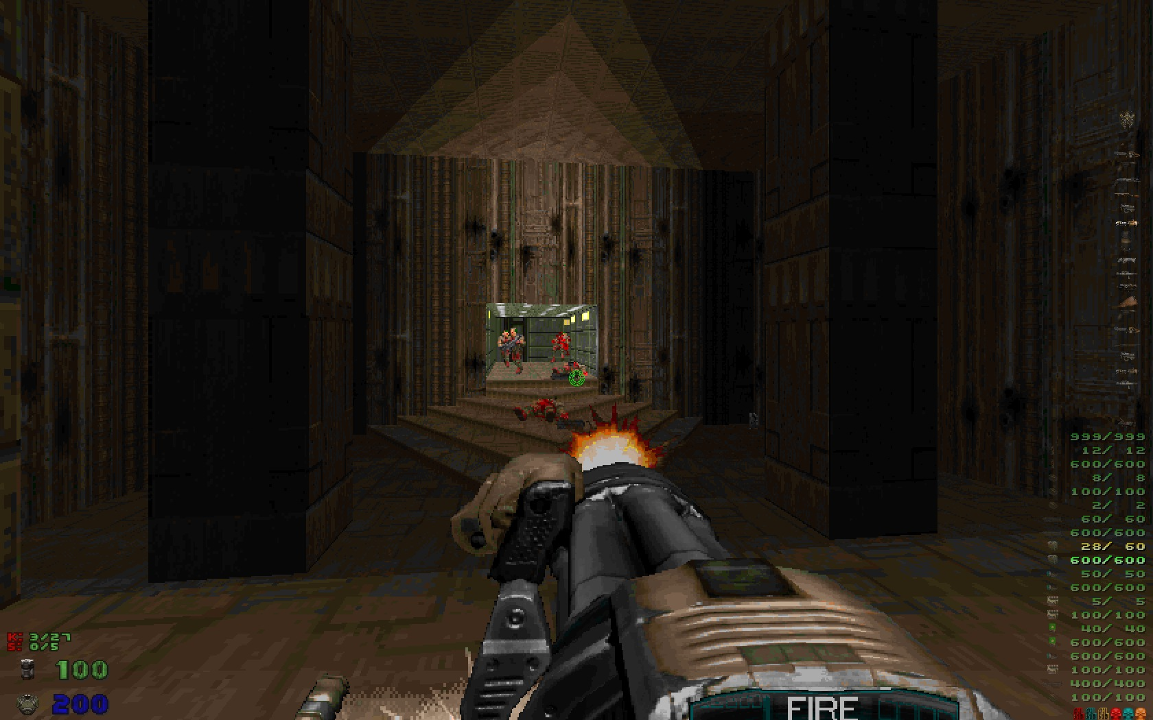 Chaingun Image Doom 3 Weapon Mod For Doom Ii Mod Db
