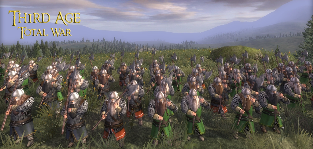 how to get third age total war