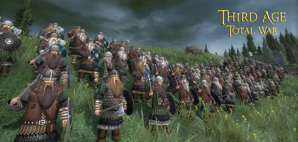 how to download third age total war