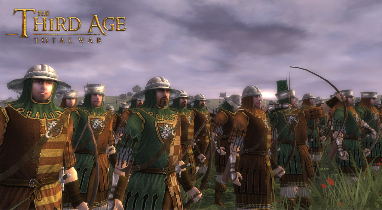 third age workers I downloaded third age 32 mod but it won't launch, everything is up to date i start the mod, i get a third age loading screen then the screen turns black and i'm.