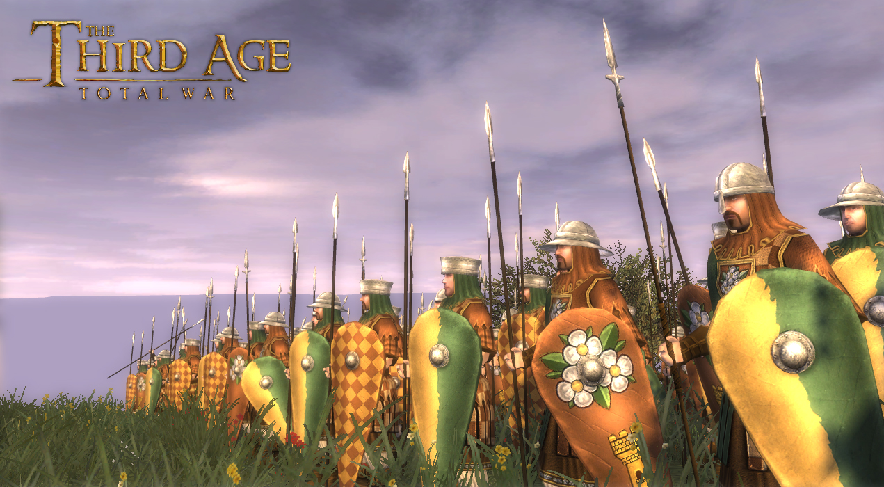 Eriador Militias Image Third Age Total War Mod For
