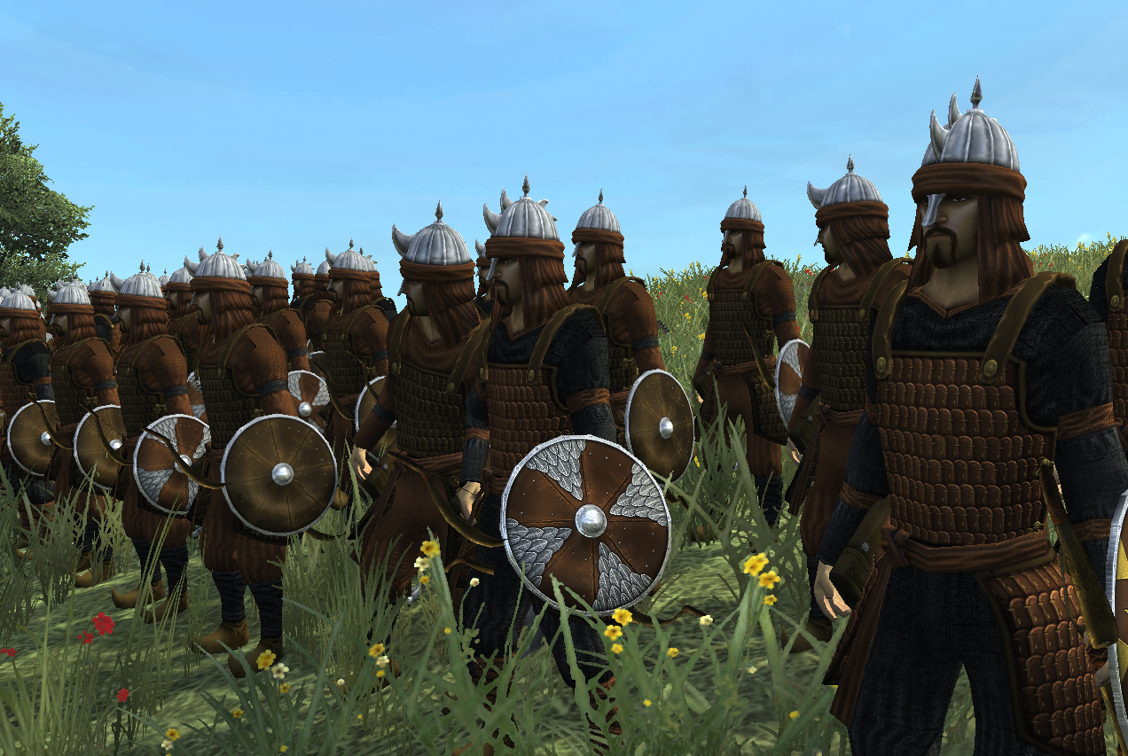 Dismounted Variags image - Third Age - Total War mod for Medieval II: Total War: Kingdoms - Mod DB