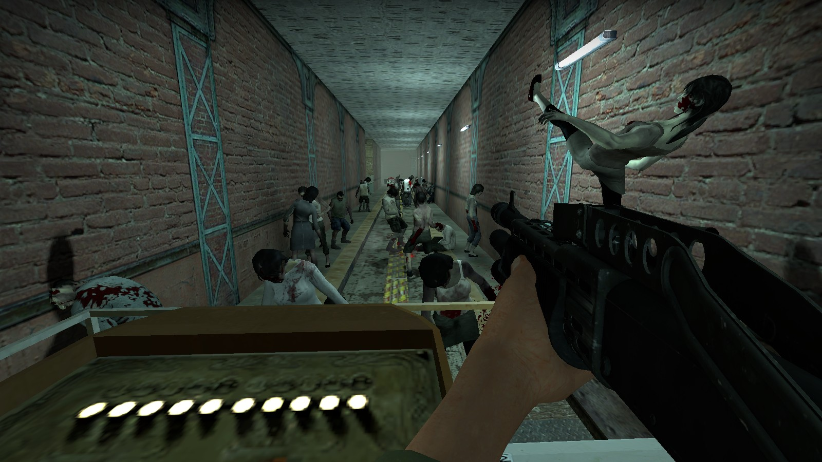 Claustrophobia Screenshots (view original)