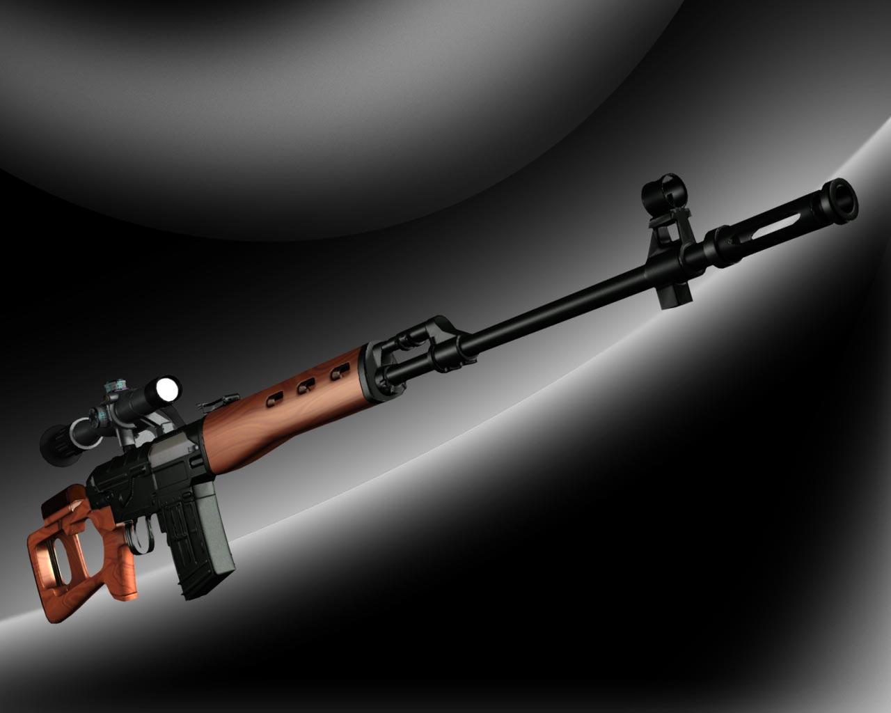 reliable sniper rifles in Dragunov Sniper Rifle Wallpaper Hd