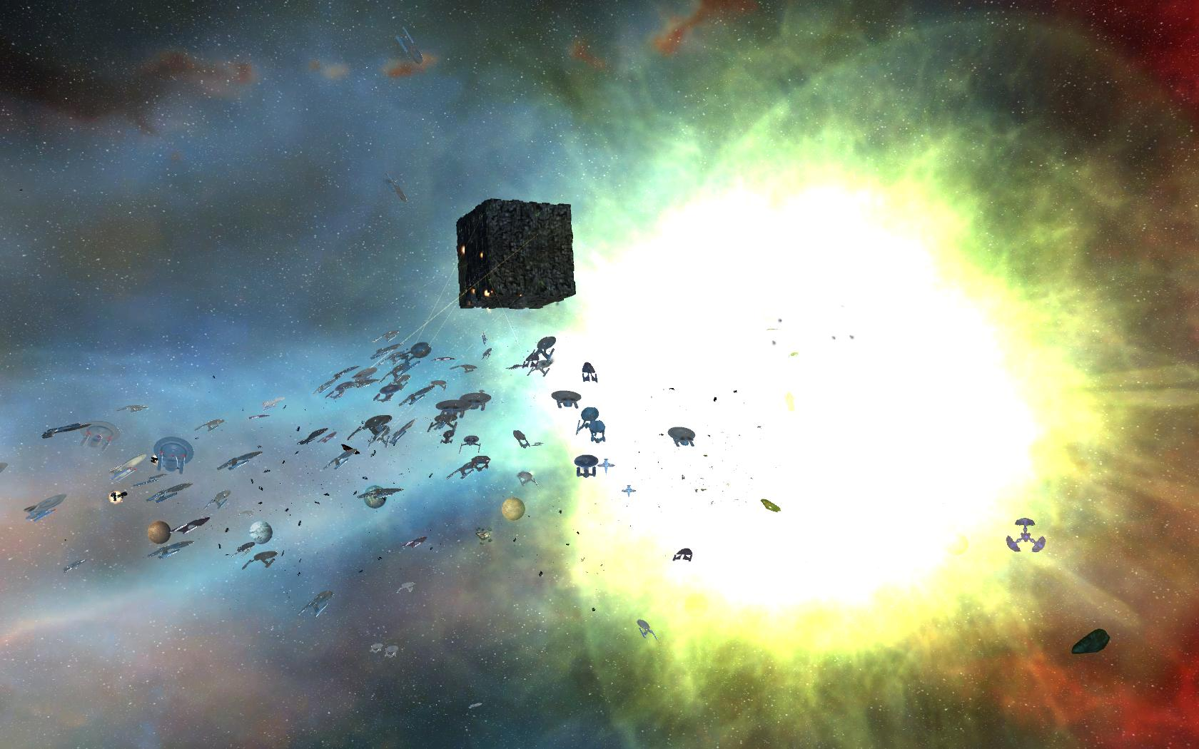 die borg explosions cubes - photo #14