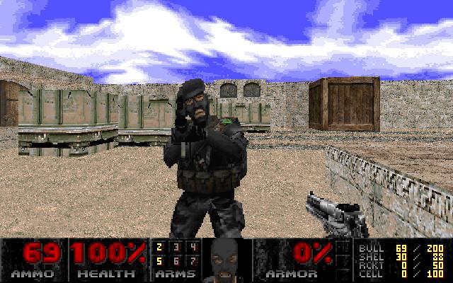 Images - Counter-Strike ZDoom mod for Doom II - Mod DB