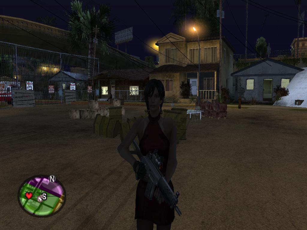 Resident evil 4 ashley graham gangbang - 3 9