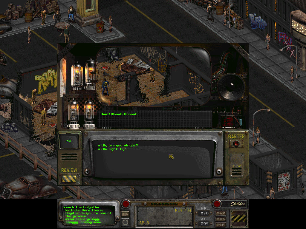 Fallout 2 Restoration Project Mod – Wonderful Image Gallery